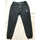 "PENDLETON×MB7r SWEAT PANTS  NAVY ""BIG THUNDER SCARLET"""