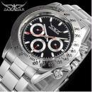 JARAGAR 自動巻き機械式腕時計 メンズ   3ダイアル 4色展開