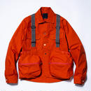Vacant Land Add JKT/CHROME ORANGE  [MW-JKT19104]