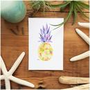 ALOHA HAWAII pineapple