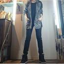 KMRii・ケムリ・Powder Storm Linen Tailored・サマージャケットB