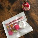 【苺ぼうや】おうちでつくれるmy苺ぼうやデコレーションキットその7