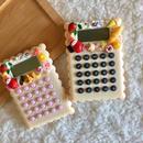 苺ぼうやのデコレーション電卓