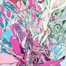 Illustration Panel board -Butterfly-  A3(420×297㎜)