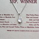 【Resale】Herkimer diamond Necklace11-12mm
