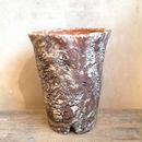 Pot  by  Wood   no.21  M φ10cm  タイポット
