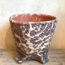 Pot  by  Wood   no.25  L φ15cm  タイポット