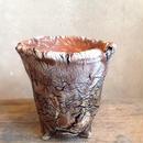 Pot  by  Wood   no.01  SS  φ8cm  タイポット