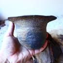安西桂 〝土の子″ 鉢   no.111806