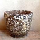 Pot  by  Wood   no.30  S  φ10cm  タイポット