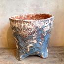 Pot  by  Wood   no.26  L φ15cm  タイポット