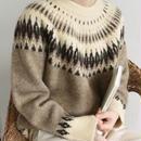 Nordic mocha   knit