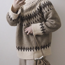 knit rib pants