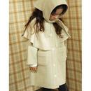 【ご予約】BN  cape  coat