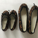leopard  ballet shoes(mama)