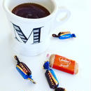 Monogram mug...❤︎