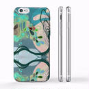 """Abstract #2"" iPhone 6/6s/5/5s/6plus/6s plus Cover [ soft / hard ]"