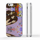 """Birthday"" girls  iPhone 6/6s/5/5s/6plus/6s plus Cover [ soft / hard ]"