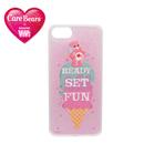 ViVi × Carebears iPhone8/7/6s/6 ラメ入りケース ピンク