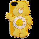 Care bears シリコンケース ファンシャインベア♥for  iPhone8/7/6s/6