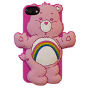 Care bears シリコンケース チアベア♥for iPhone8/7/6s/6