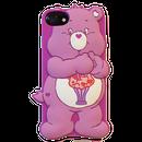 Care bears シリコンケース シェアベア♥for iPhone8/7/6s/6