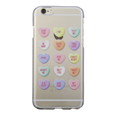 Candyhearts CLEAR for iPhone6s/6/SE/5s/5♡MERRYGADGET