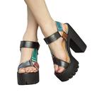 B113 Multicolor sandal
