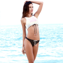 B122 Tanktop design bikini set