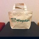 Miagolareロゴ オリジナルトートバッグ Sサイズ