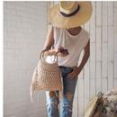 サイドフリンジデザインバッグ