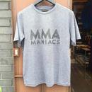 MMA  MANIACS Tee (MIX GRAY)