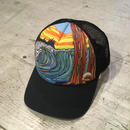 NORTHWEST TRUCKER CAP 『 Ocean』