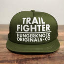 【9月23日発売】HUNGERKNOCK Originals / HK TF CAP 2 MILITARY GREEN