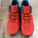 salomon『ULTRA PRO』CHERRY TOMATO/FJORD BLUE