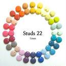 studs 22  /  Linen