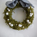 "mossWreath ""Baby Bubbles"""