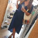 gillia(ジリア)/ Asha Wrap Dress