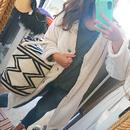 Leona(レオナ)/コンチョ付きボアジャケット