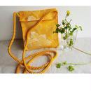 黄薔薇 帯バック