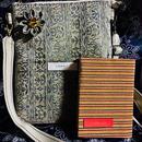 帯バッグ 正絹 ショルダー 大人の和小物