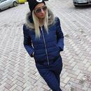 クロップトップ セット リアル フルジッパー 新しい 冬 スーツ フード 暖かい 女性 綿 パンツ ダウンジャケット セットアップ 上下セット レディース 秋 冬 防寒 あったか 暖かい アウター