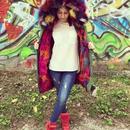 ブラック アーミー ファー パーカー 長い スタイル mulitcolor ファッション 女性 冬 毛皮 ジャケット ショート ロング カラフル 毛皮 ライニングコート 夫妻MIX フェイクファー