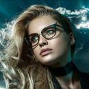 猫目 メガネ フレーム 女性 ブランド デザイナー 眼鏡 クリア レンズ メガネフレーム oculos デ・ソル feminino gafas オシャレ 大人 可愛い かわいい Sunglass