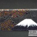 札入れ 富士 桜【SW005】