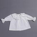 last1【minimom】Victoria Shirt - White
