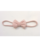 julie dausell     head band  mini ribbon