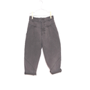 【fish&kids】 HighWESTED gray denim