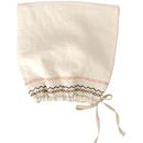 【liilu】smock pixie bonnet