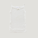 【Jamie kay】  Cotton Modal Singlet - Milk